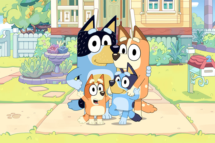 Bluey: Lessons on leadership and being a better person