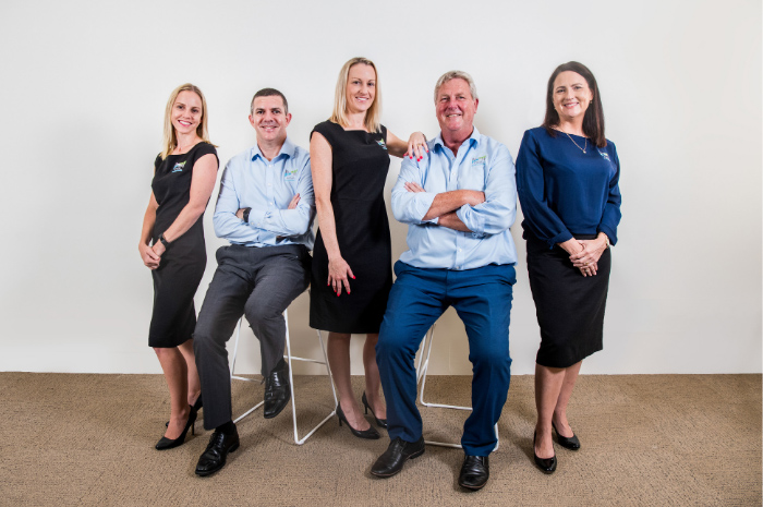 Partners at DGL Accountants of all ages